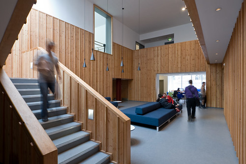 Scottish Ballet HQ by Malcolm Fraser Architects