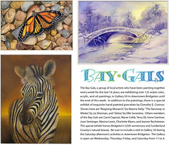 Gallery 50 Promo (samfeinstein) Tags: composite photoshop butterfly painting promo nikon published wb monarch zebra whitebalance 1755 monarchbutterfly d300 whibal bridgeton copywork gallery50 humpbridge baygals publishedgallery50