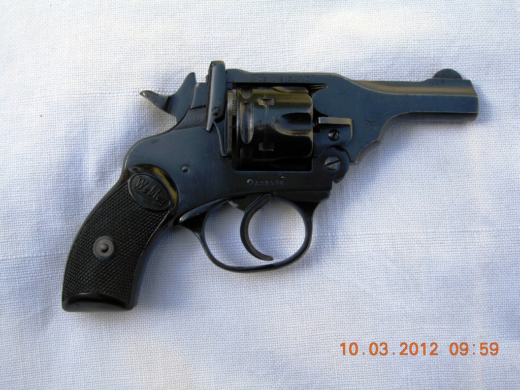 The World's newest photos of revolver and webley - Flickr Hive Mind