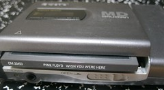 (charliewarhol) Tags: music tech walkman sony pinkfloyd retro 1990s wishyouwerehere charlesthomy sonyminidiscwalkman