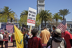 Politics of Envy (Generik11) Tags: sf people scary politics protest tools fools idiots rightwing teaparty morons sfist unamerican gullible fascists sfweekly authoritarian americantaliban easilyled teabaggers financedbykochindustries