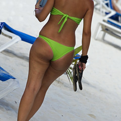 Green (DolliaSH) Tags: girls woman white hot sexy ass beach girl beautiful beauty lady female nude donna nice sand pretty erotic highheels tits dress underwear legs boobs candid femme butt bra leg skirt babe been chick thong short babes blonde attractive belle wife string chicks culo cul behind lovely tight elegant visible frau buttocks arsch vrouw pleasant tanga nicely sheer derrire esposa verdu femal prettily jambe kont kontje gluren billen extravagant vouyer extremidad belauern toplessadult