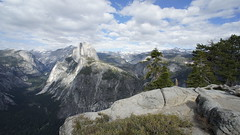 Half Dome (picturesfrommars) Tags: park mountains nature berge national yosemite dome half glacierpoint nex5 sel16f28