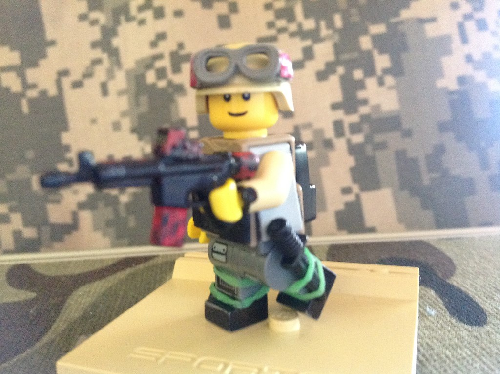 The World's most recently posted photos of lego and mp7