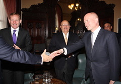 Minister of Foreign Affairs of the Dominican Republic (Foreign and Commonwealth Office) Tags: william hague foreignoffice fco williamhague ukforeignoffice