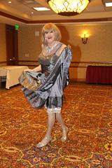 new91025-IMG_7441t (Misscherieamor) Tags: hotel tv feminine cd tgirl transgender event mature sissy tranny transvestite crossdress ts gurl tg travestis travesti travestie m2f xdresser tgurl slipshowing satingown