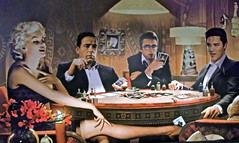 Monroe & Presley (picqero) Tags: art paintings entertainment