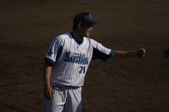 DSC05285 (shi.k) Tags: 横浜ベイスターズ 140601 イースタンリーグ 平塚球場