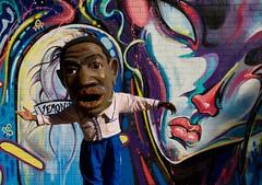 Runaway (Mr Baggins) Tags: streetart graffiti veronika norwood johannesburg jozi justwritingmyname2014