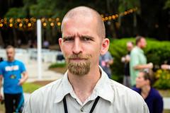 Luke's angry face (Ryan Grove) Tags: face unitedstates florida luke angry fernandinabeach ameliaisland lukesmith lucassmith jsconf omniameliaislandplantationresort jsconf2014