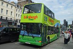 Lothian Buses - V530 ESC (peco59) Tags: president dennis lothian psv pcv trident opentopbus lothianbuses plaxton edinburghtour lothianregionaltransport v530esc