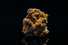 Vanadinite (Mr Giuseppe) Tags: mineral minerales geologia mineralogia rocas rocks crystals geology mineralogy