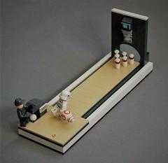 The first order strikes back (adde51) Tags: adde51 lego moc vig vignette starwars star wars bowling bb8 funny tfa stormtrooper