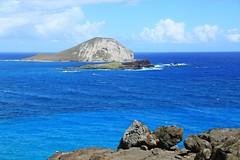 09302016_002 (ALOHA de HAWAII) Tags: mananaisland rabbitisland viewfrommakapuupoint eastoahu hawaii