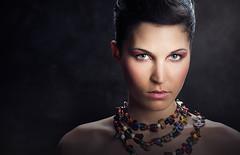 Javiera (CANEPA) Tags: beauty woman belleza bellezza portrait retrato donna ritratto fashionportrait cara face fashion