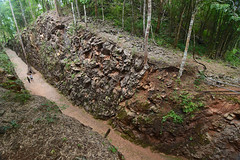 Hellfire Pass (scuba_dooba) Tags: hellfire pass thailand kanchanaburi death railway ช่องเขาขาด konyu cutting pow japan military prisoners ราชอาณาจักรไทย ประเทศไทย siam สยาม