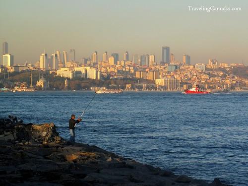 Bosphorous Istanbul Turkey