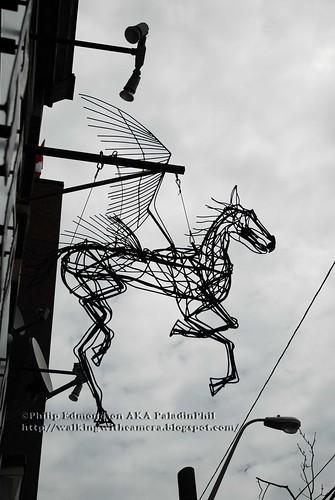Wire Pegasus