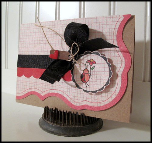 Stampendous Love Bug 2