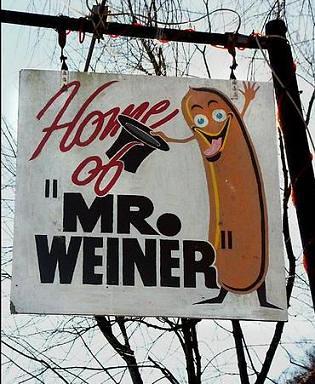 Weiner Sign