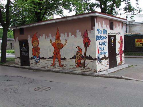 Streetart in Gdansk