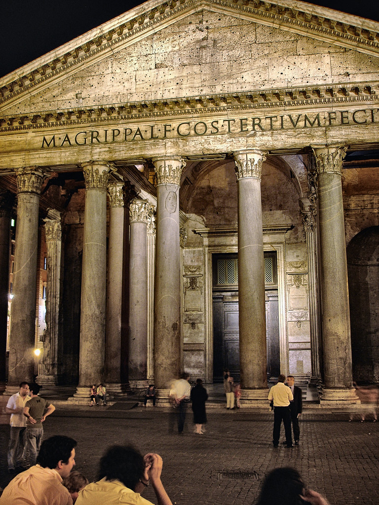 Pantheon Night