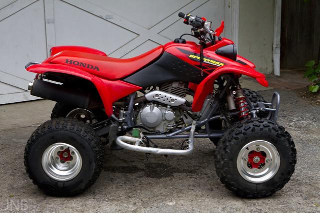 Honda 400 Ex >> 2002 Honda 400EX w/ Mods