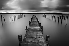 Jetty LE (Geoffrey Gilson) Tags: landscapes long exposure jetty smooth silk le geoffrey cpl blahblahblah gilson waterscapes nd8 nd500