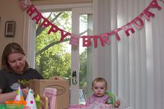 Happy Birthday! (Craig Dyni) Tags: birthday baby girl mom daughter mother madelyn alannah dyni