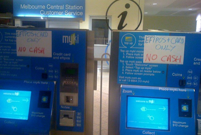 Myki: needs work before it's perfect