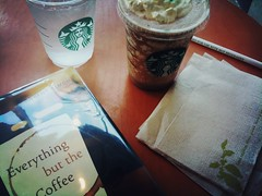 Everything But The Coffee, Starbucks, Frappuccino