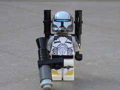 Commando Scorch (LegoQuai45) Tags: legostarwars arealight deltasquad commandoscorch mldcustoms100