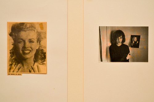 Marylin Monroe VS Cindy Sherman