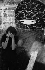 (alterna ) Tags: chile santiago color muro graffiti mujer mural natalia torso boba fotografia nias mujeres muralla par pelo 2012 alterna alternativa 20121 superboba alternaboba