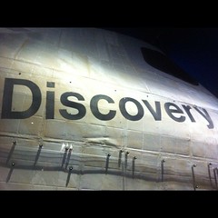 Wish I could get this close #Discovery