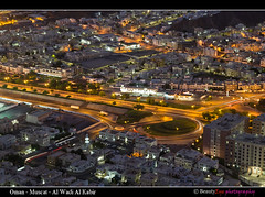 Muscat - Al Wadi Al Kabir (Beauty Eye) Tags: city longexposure sea mountain seascape building green eye architecture photoshop canon landscape eos rebel 50mm landscapes long exposure day seascapes outdoor scene adobe ii om f18 18 oman ef muscat 2012 lightroom t3i mct cameraraw   600d canonef50mmf18ii   wadikabir beautyeye masqat canon600d rebelt3i kissx5 canon600deos oman omanomancountry  muscat