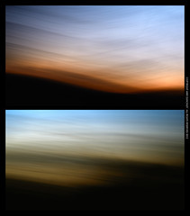 Sky Waves 03/04 (MDunckley) Tags: abstract motion color movement motionblur movingcamera nikon85mmf14d camerapanning nikoncapturenx2 nikond7000 mdunckley mikedunckley