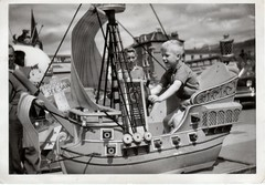 Image titled Charles frost at Largs. 1960