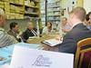 Ambassador Tefft and Mr. Melia met with Kharkiv civil rights leaders (usembassykyiv) Tags: ukraine melia tefft yuliatymoshenko