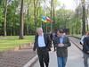 Visit to the Cemetery of the Victims of Totalitarianism (usembassykyiv) Tags: ukraine melia tefft yuliatymoshenko