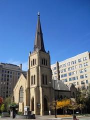 Grace Episcopal Church (Teemu008) Tags: church wisconsin madison 1850s episcopal gothicrevival danecounty jamesdouglas