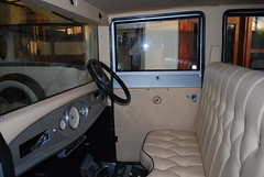 The interior before final trim (Satin Wedding Cars of Wigan) Tags: pictures from bridge wedding white house snow london classic cars church beautiful car st parish canon vintage project manchester jack for warrington nikon fuji view you photos sale or taxi tag convertible just lee bolton imperial driver hart restoration latest everyone mansion weddings chassis fairway custom satin ashton common regent purchase sthelens calypso hire crozier finance wigan beauford upholstery trimmer bespoke seaforth fx4 lti appley ashtoninmakerfield landaulet makerfield carbodies landaulette vintique