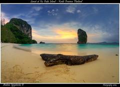 Ko Poda Island (Andrea Ignjatovski ) Tags: ocean blue sea