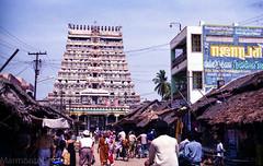 Temple de Shiva Nataraja (Marmontel) Tags: shiva nataraja tamilnadu chibandaram