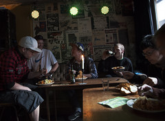 Under byen (Juliemkphoto) Tags: city underground photojournalism canon5d aalborg 1000fryd repotage
