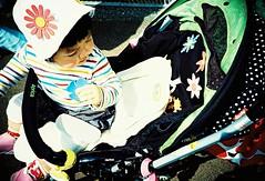 colorful kids #1 (chant0m0) Tags: film japan analog spring lomo lca crossprocess nagoya