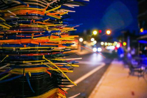stlouis unitedstates zipties mo ziptieart streetart ziptieproject ztlstl nonvandalisticvandalism ziptielove ziptie missouri stl