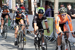 Milk Race 2014 #4 (PeteZab) Tags: nottingham uk england men bike sport race start cycling elite bicyle 2014 milkrace petezab peterzabulis zabzone