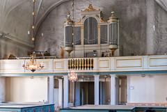 Hl kyrka (Gsta Knochenhauer) Tags: 2016 september panasonic lumix fz1000 dmcfz1000 hl kyrka church sverige sweden nik interior interir orgel organ music musical instrument musikinstrument p9070755nik p9070755
