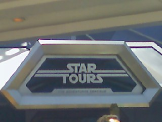 Star Tours sign by HazeStudiosGames